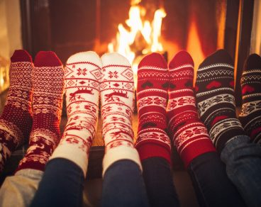 Hunker Down for Winter: Say Warm in Your Home